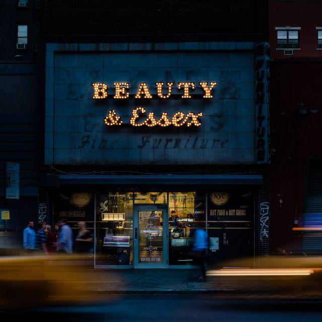 Esbbppvw - Beauty & Essex- New York, New York, NY