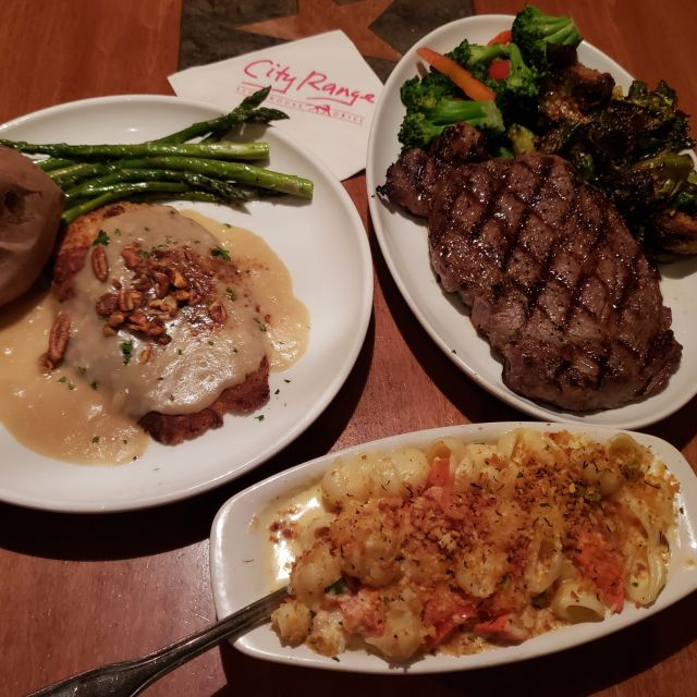 CityRange Steakhouse Grill-Spartanburg, Spartanburg, SC