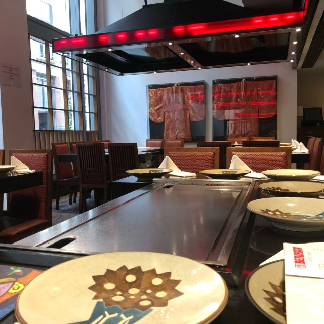 Benihana At The Grange Hotel St Pauls, London