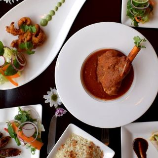 A photo of Mayur restaurant