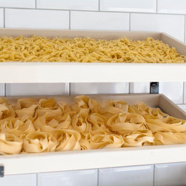 Emilia's Crafted Pasta - St Katharine Docks, London