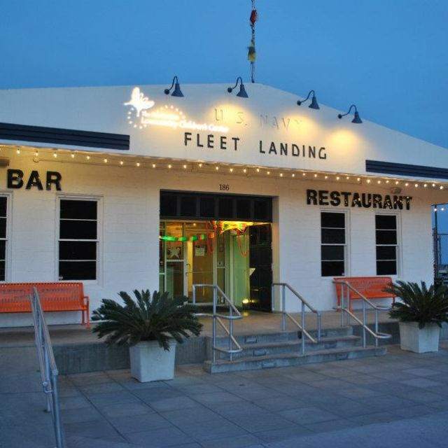 Fleet Landing Restaurant & Bar, Charleston, SC