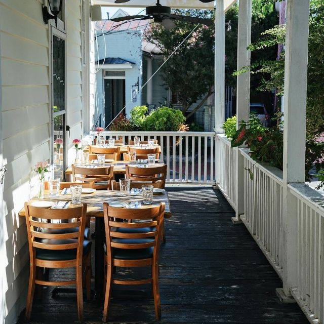 Cru Cafe, Charleston, SC
