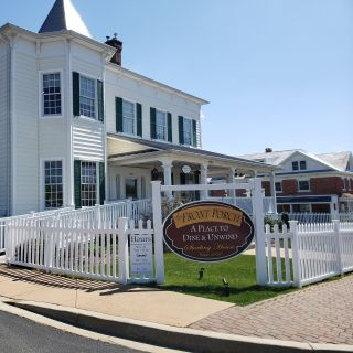 A photo of The Front Porch - Leonardtown restaurant