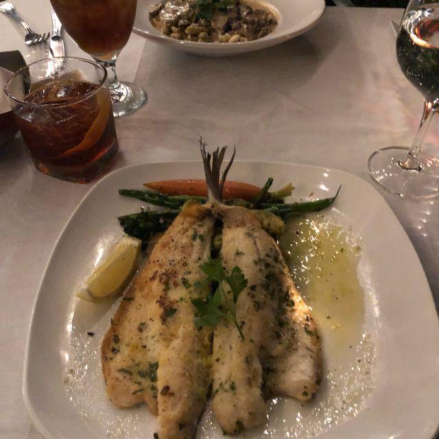 Miro's Restaurant, Palm Springs, CA