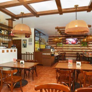 A photo of Kolobok - Del Valle restaurant