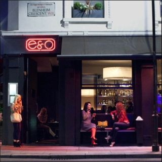 A photo of e&o Notting Hill restaurant