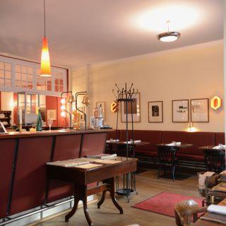 Foto von Jules Verne Restaurant Restaurant