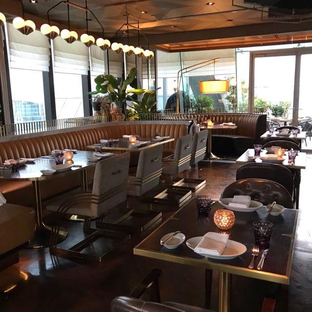 Penthouse Bar + Grill, Pathumwan, Bangkok