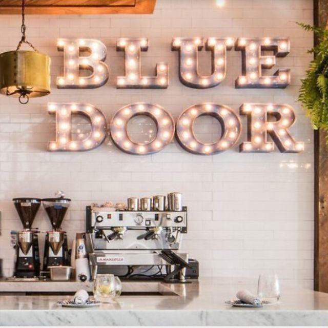 Blue Door Farm Stand, Chicago, IL