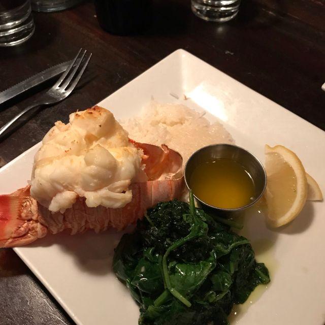 Zane's Restaurant, Hermosa Beach, CA