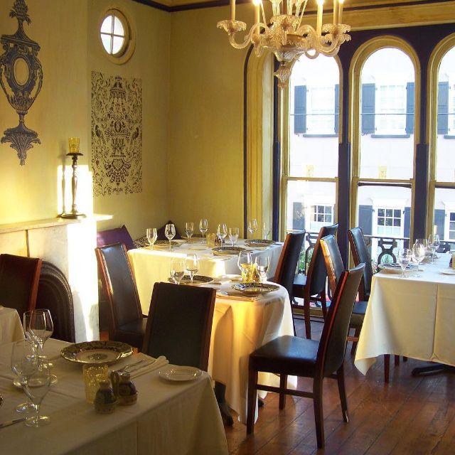Muse Restaurant, Charleston, SC