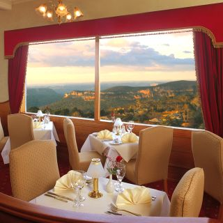 A photo of Jamison Views Restaurant at Hotel Mountain Heritage - Katoomba restaurant