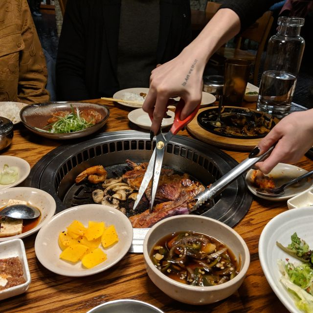 Permanently Closed San Soo Korean Bbq Restaurant Chicago