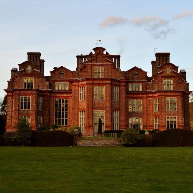 Afternoon tea @ Broome Park Hotel, Canterbury, Kent
