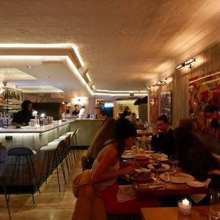 A photo of DIA restaurant