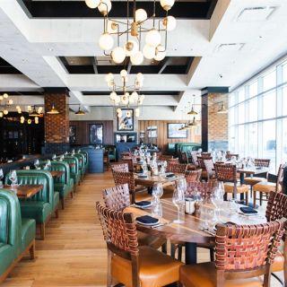 A photo of Railstop Restaurant & Bar restaurant