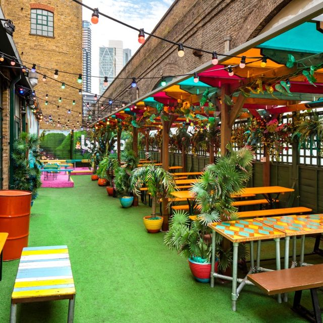 Barrio Shoreditch, London
