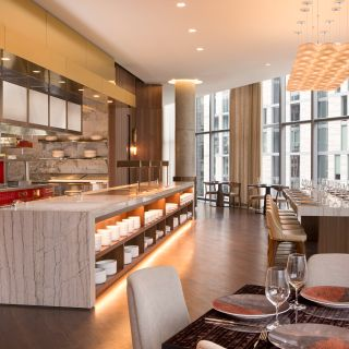 A photo of Estuary at the Conrad DC restaurant