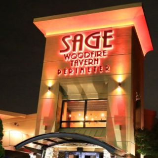 A photo of SAGE Woodfire Tavern - Perimeter restaurant