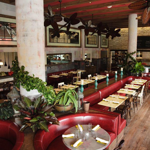 Sugarcane Raw Bar Grill - Interior - SUGARCANE raw bar grill Miami, Miami, FL