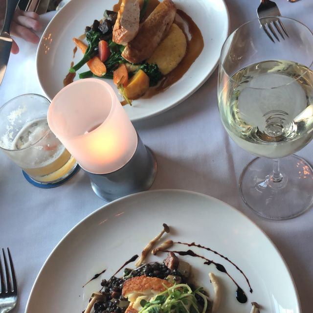 The Dining Room - Oak Bay Beach Hotel, Victoria, BC