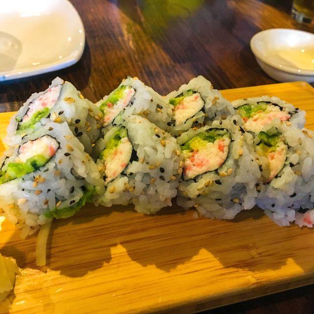 Katana Sushi & Sake House, Everett, WA