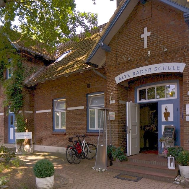 Restaurant Alte Rader Schule, Tangstedt, SH