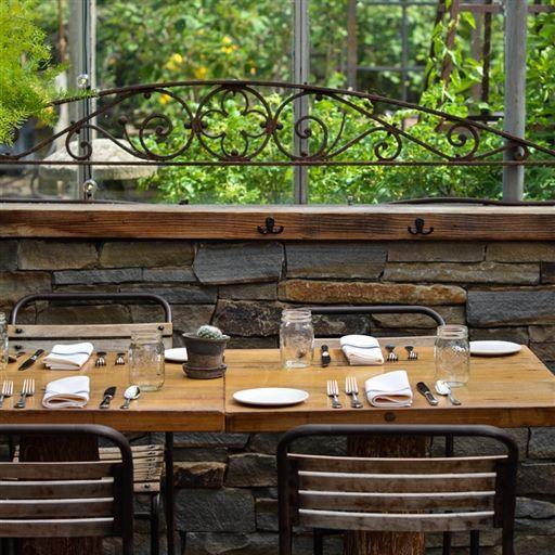 Terrain Garden Cafe, Glen Mills, PA