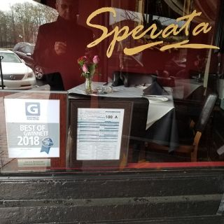 A photo of Sperata restaurant