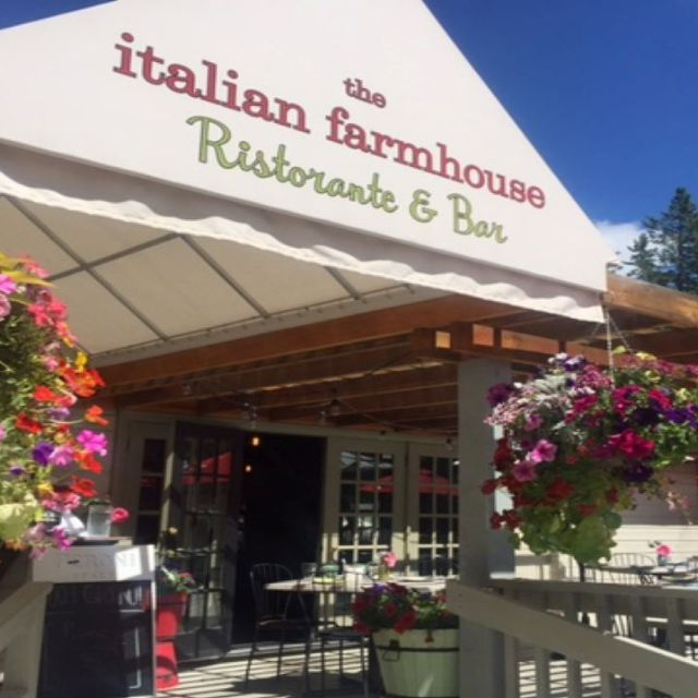 Italian Farmhouse Restaurant & Bar, Bragg Creek, AB