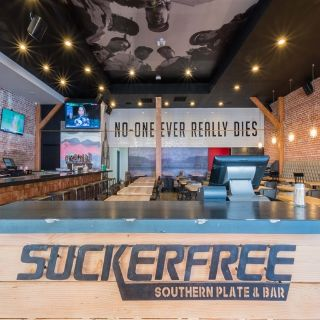 Suckerfree Southern Plate & Bar