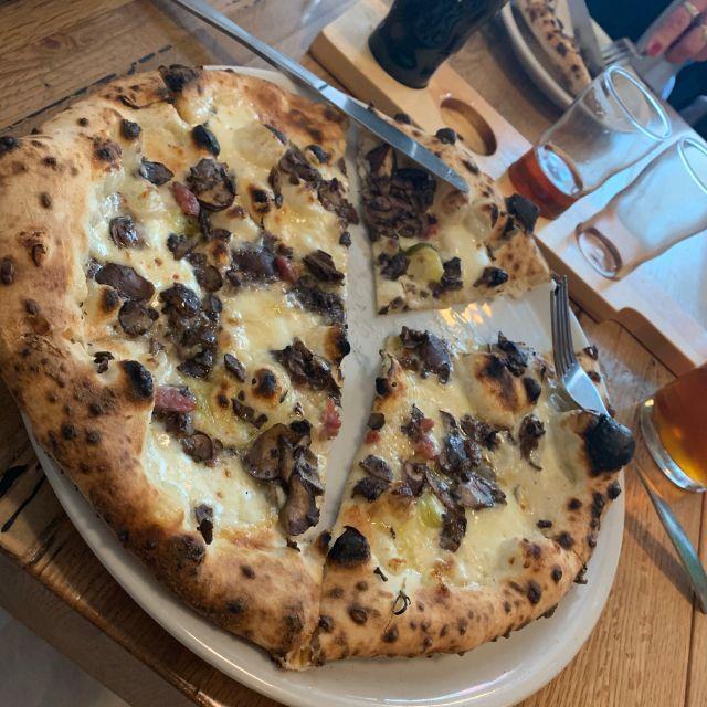 Fireflour Pizza, Bismarck, ND