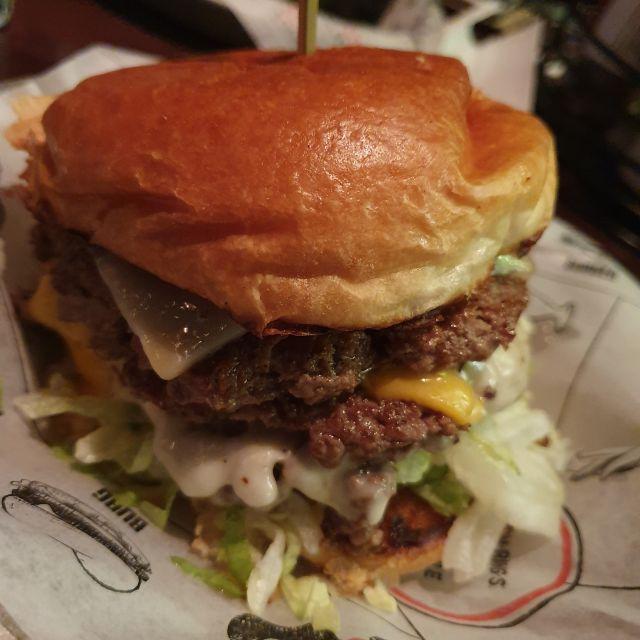 Bill's Bar & Burger Downtown, New York, NY