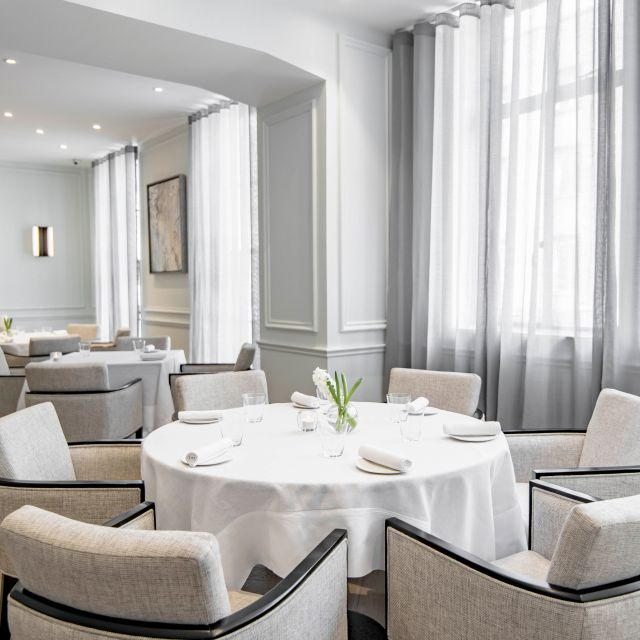Xier Interior - Xier - Fine Dining, London