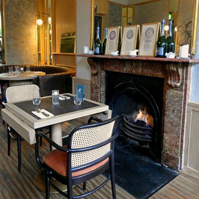 Fire Place New - Ely Wine Bar, Dublin, Co. Dublin
