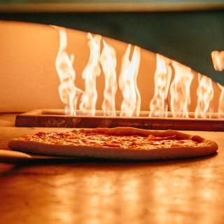 A photo of Evviva Trattoria Westford restaurant