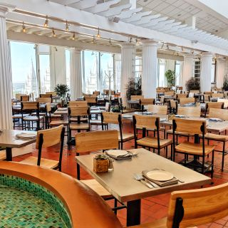A photo of The Garden Restaurant restaurant