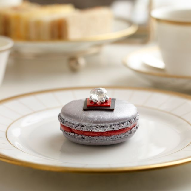 Macaron - Afternoon Tea at Four Seasons Ten Trinity Square, London