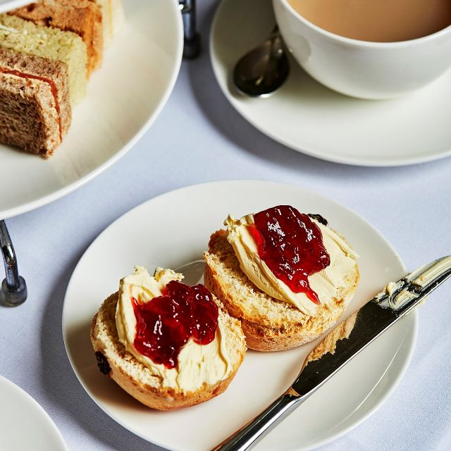 Afternoon Tea at Sopwell House, St. Albans, Hertfordshire