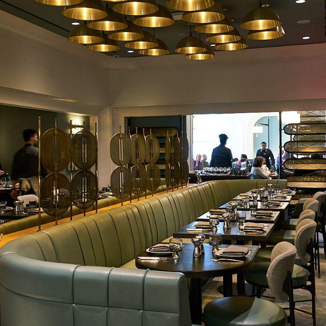 The Zodiac Room at Neiman Marcus - Hudson Yards, New York, NY