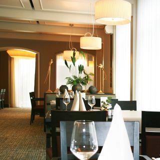 Una foto del restaurante Avia Hotel Restaurant