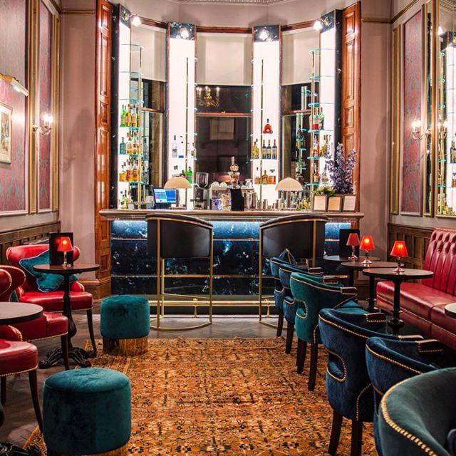 Restaurant at The Bonham, Edinburgh