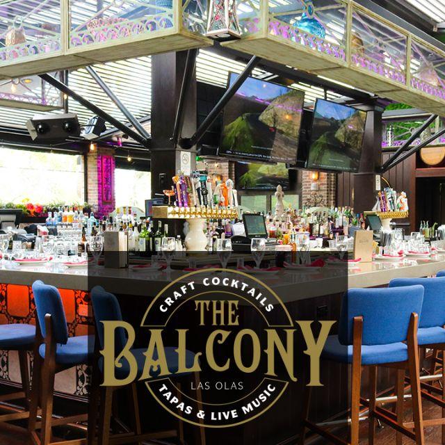The Balcony Las Olas, Fort Lauderdale, FL