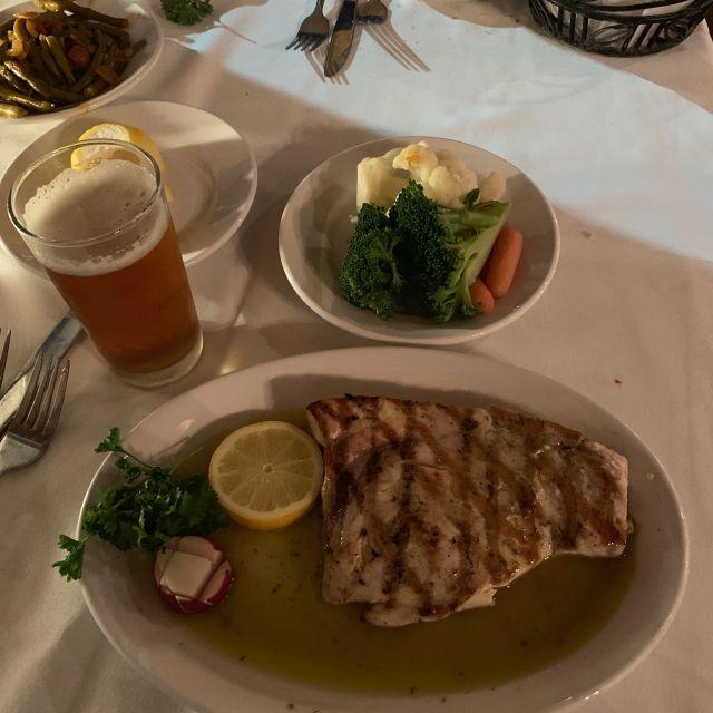 Santorini Greek Restaurant, Chicago, IL