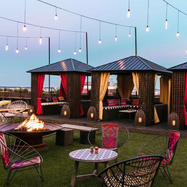 Bobbyhotel Summerrooftop- - Rooftop at Bobby, Nashville, TN