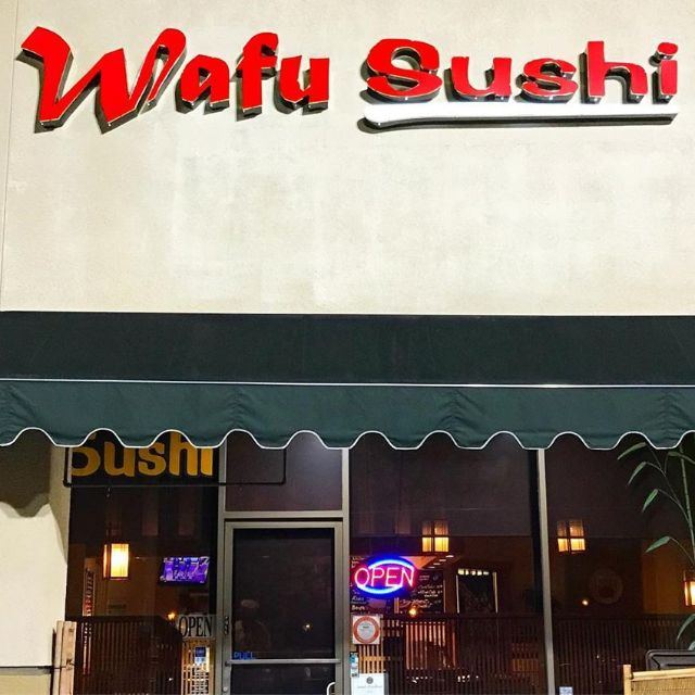 Wafu of Japan, Costa Mesa, CA