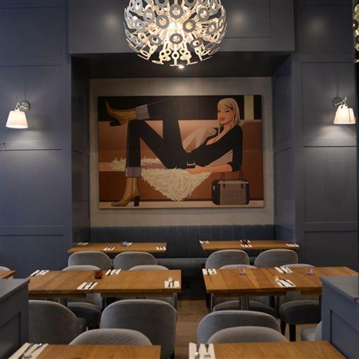 Cucina Restaurant, London