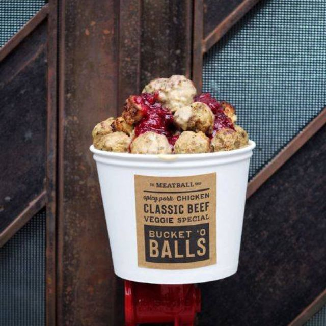 The Meatball Shop - Lower East Side, New York, NY