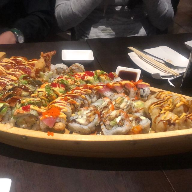Sushi One, Raleigh, NC